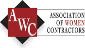 Member of the Association of Women Contractors